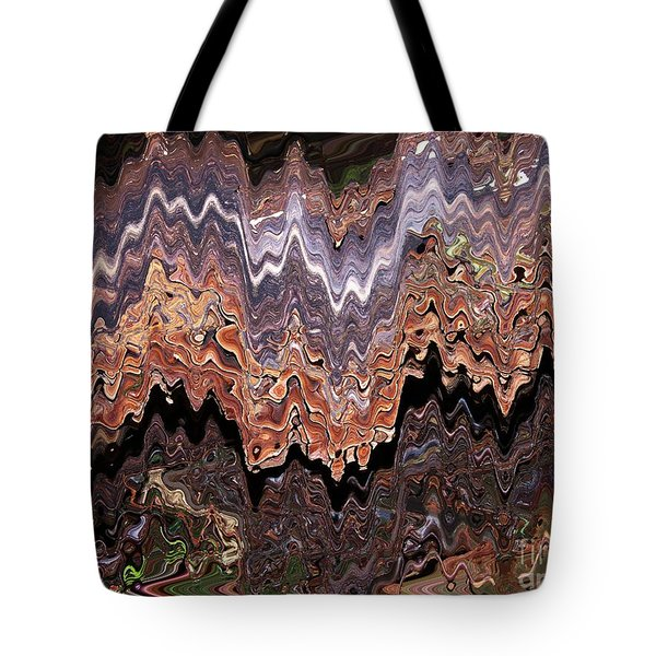 Fungi Art Tote Bag by Sharon Talson