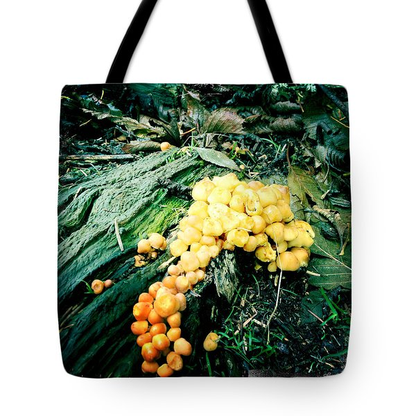 Fungus Among Us Tote Bag