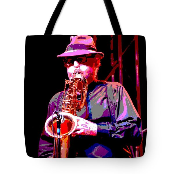 Funky Doctor Tote Bag