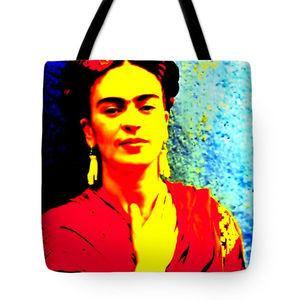 Funky Frida IIi Tote Bag