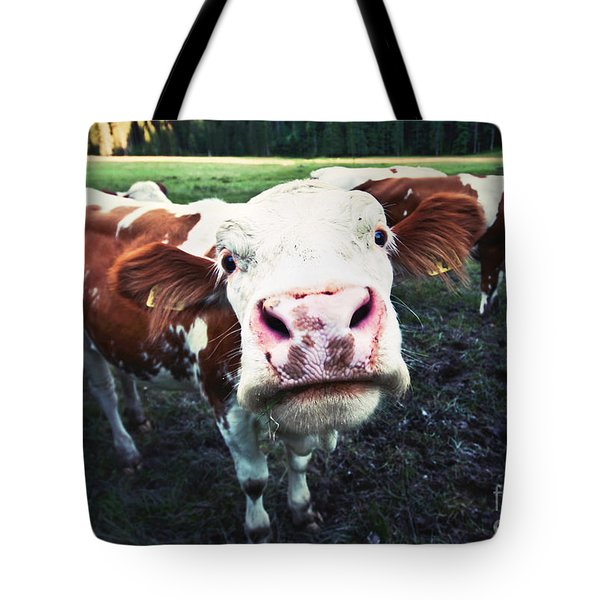 Say Hi Tote Bag