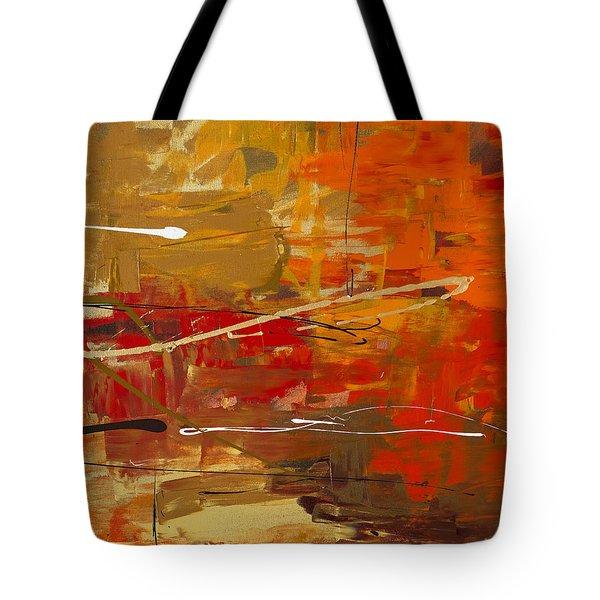 Funtastic 3 Tote Bag