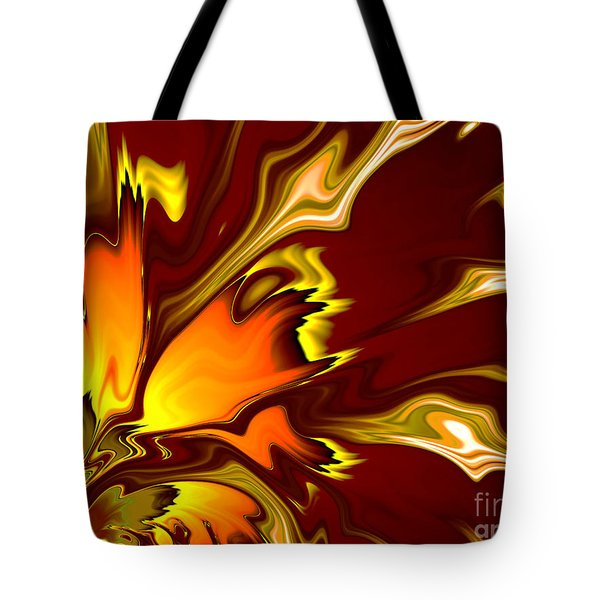 Furnace Tote Bag