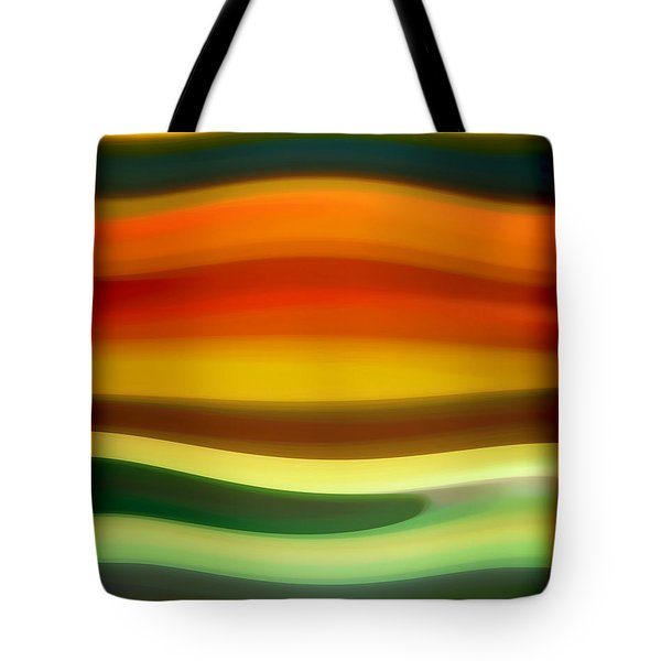 Fury Sea 6 Tote Bag by Amy Vangsgard