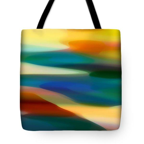 Fury Seascape 3 Tote Bag