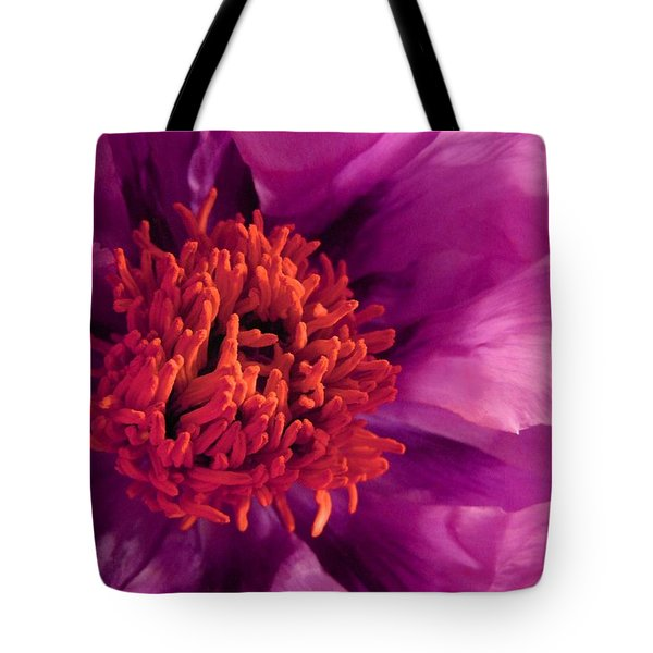 Fuschia Surprise Tote Bag