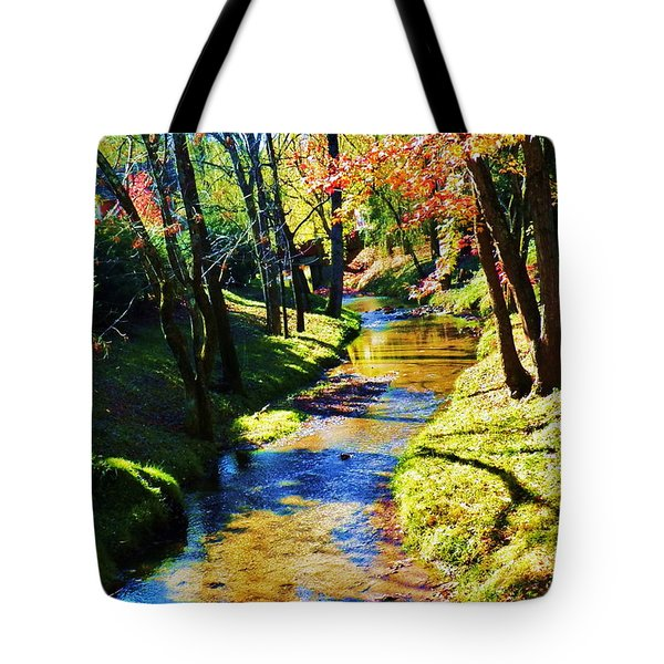 Future Reflections Tote Bag by Faith Williams