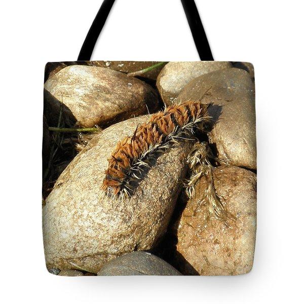 Fuzzy Friend Tote Bag