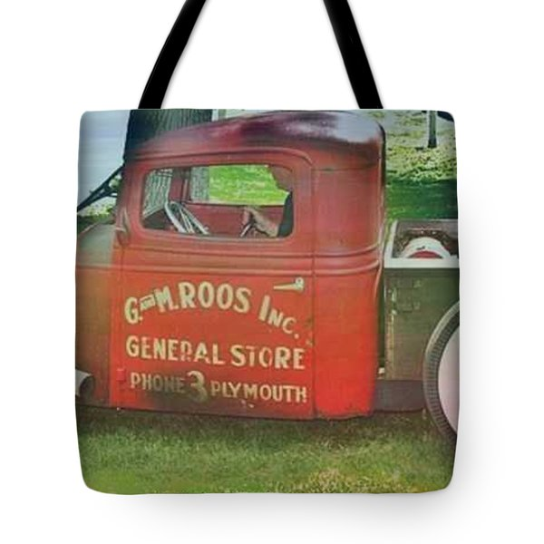 G And M Roos Inc. Tote Bag by PainterArtist FIN