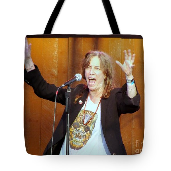Tote Bag featuring the photograph G-l-o-r-i-a by Ed Weidman