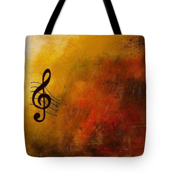 G Symphony Tote Bag