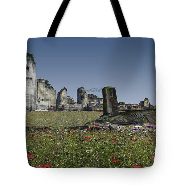 Gaias Children Tote Bag