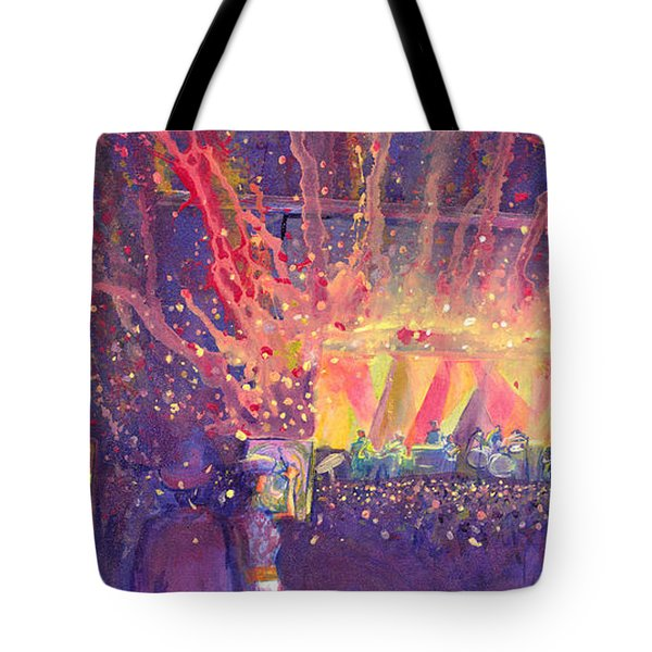 Galactic At Arise Music Festival Tote Bag