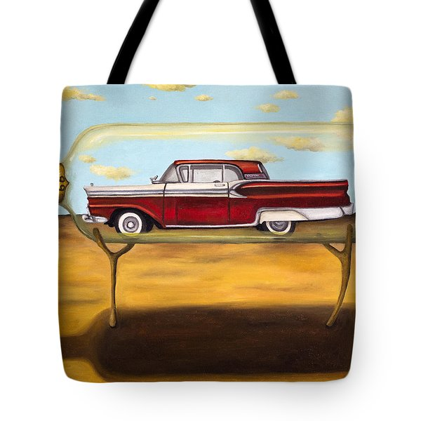 Galaxie In A Bottle Tote Bag