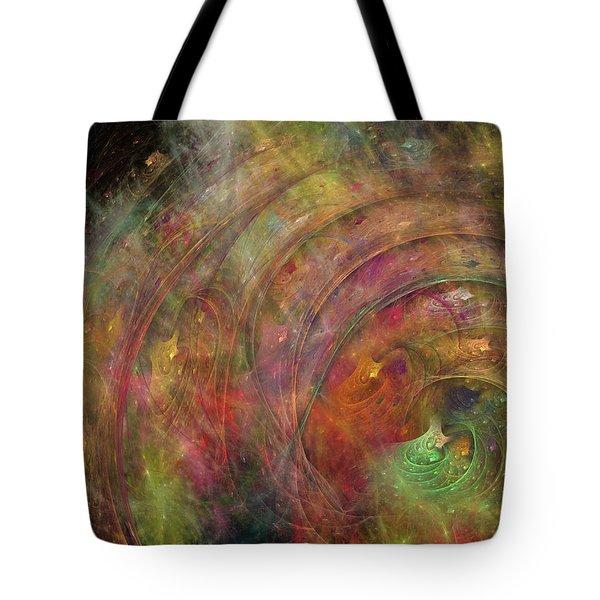 Galaxy 34g21a Tote Bag by Betsy Knapp
