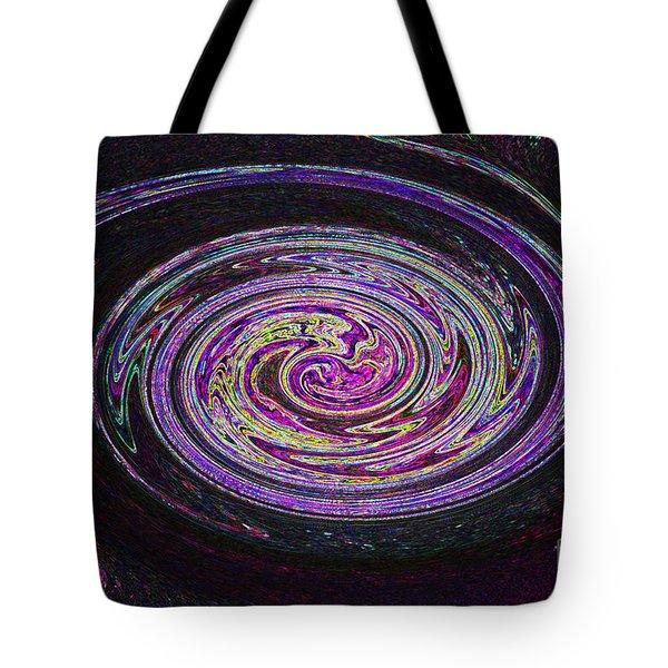 Galaxy Birth 2 Fetal Tote Bag by First Star Art