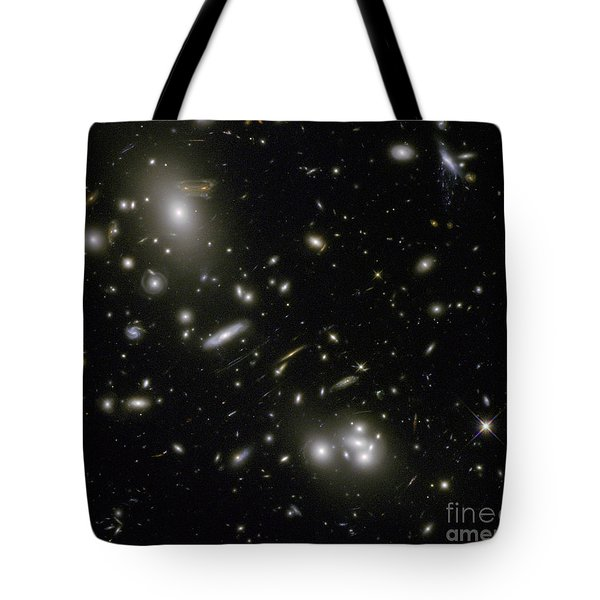 Galaxy Cluster Abell 68 Tote Bag