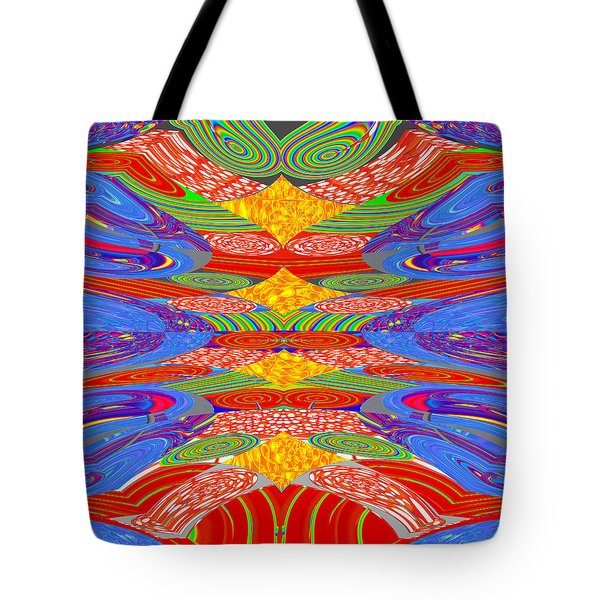 Galaxy Transit Union Ufo Docking Station Fantasy 2050 Art Background Designs  And Color Tones N Colo Tote Bag