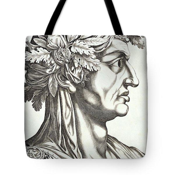 Galba Caesar  Tote Bag