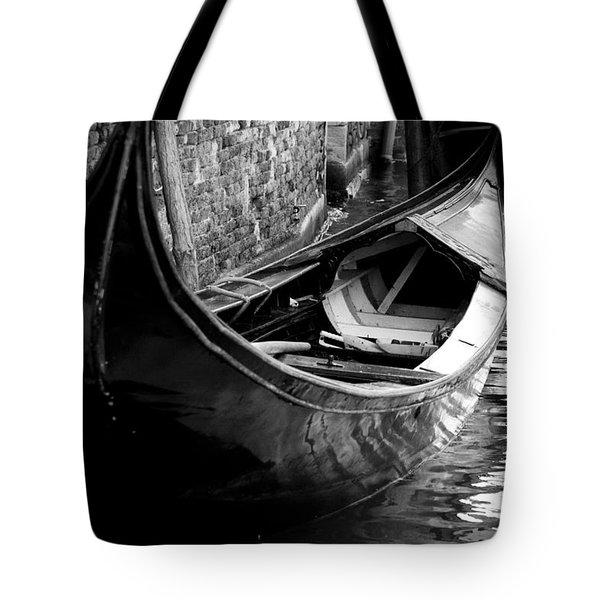 Galleggiante - Venice Tote Bag by Lisa Parrish