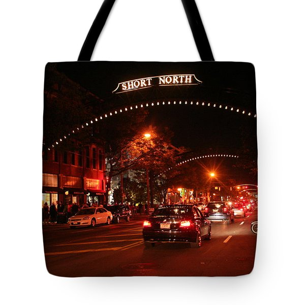 Gallery Hop In The Short North Tote Bag