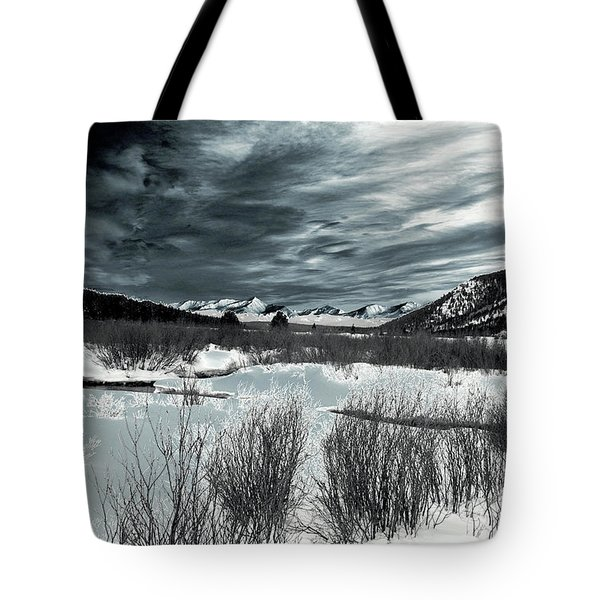 Galvanize Tote Bag by Jeremy Rhoades