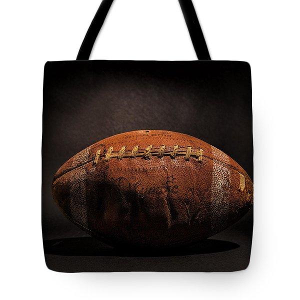Game Ball Tote Bag