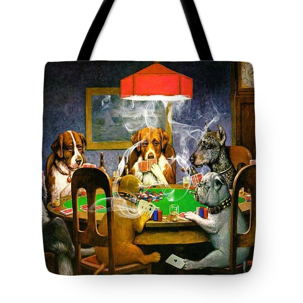 Game On 1 Tote Bag