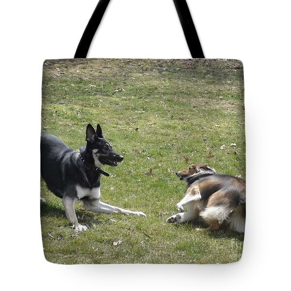 Tote Bag featuring the photograph Game Over Baby by Luther Fine Art