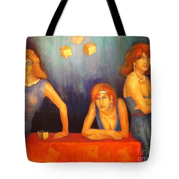 Game Table  Tote Bag