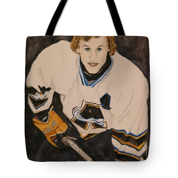 Game Time Tote Bag by Betty-Anne McDonald