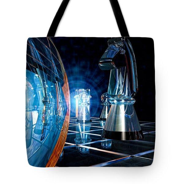 Game Transparent  Tote Bag by Bob Orsillo