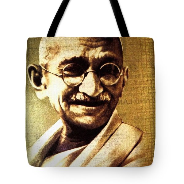 Gandhiji Tote Bag