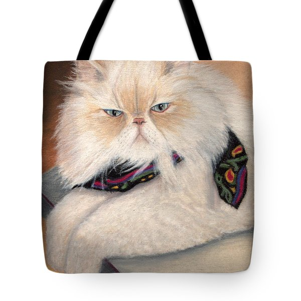 Gandolph's Scarf Tote Bag
