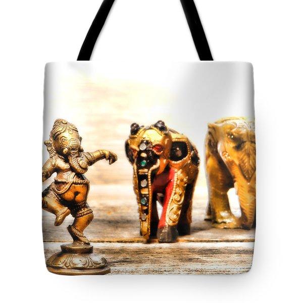 Ganesh Dream Tote Bag