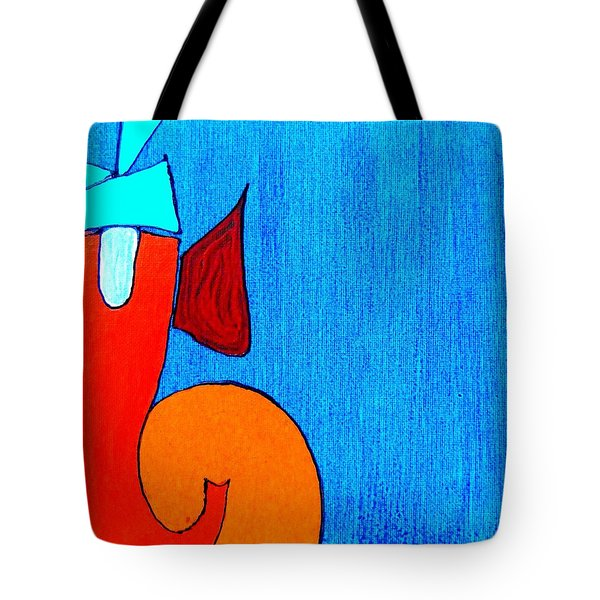 3 Ganesh Lambodaray Tote Bag by Kruti Shah