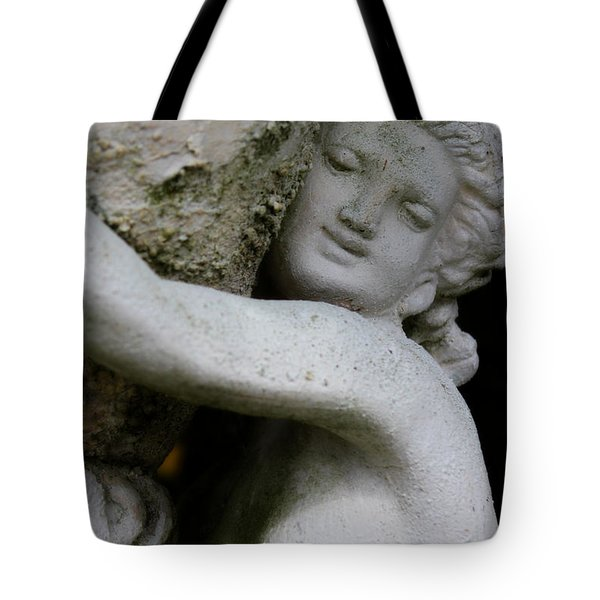 Garden Goddess Tote Bag