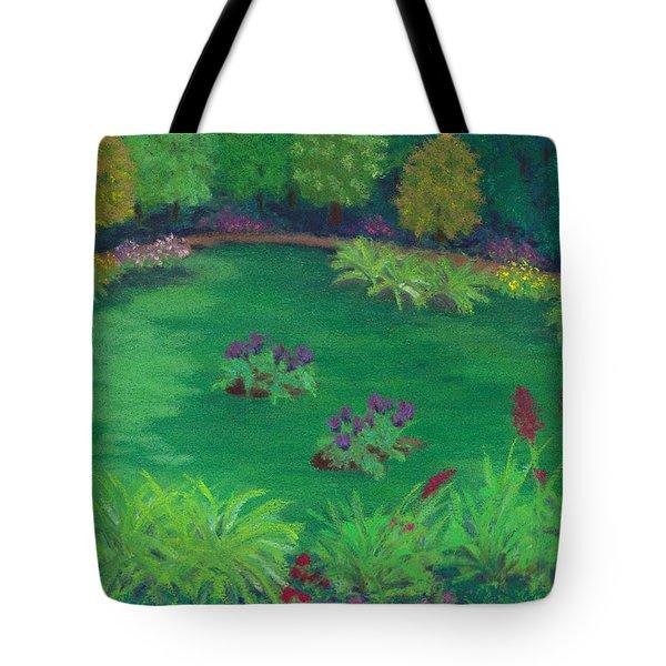 Garden In The Woods Tote Bag