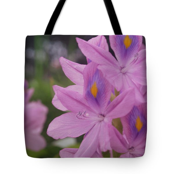 Tote Bag featuring the photograph Garden Is Watching by Miguel Winterpacht
