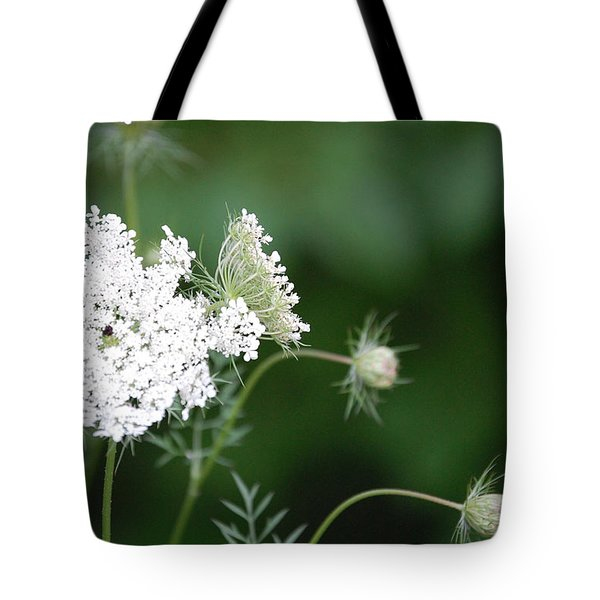 Garden Lace Group By Jammer Tote Bag
