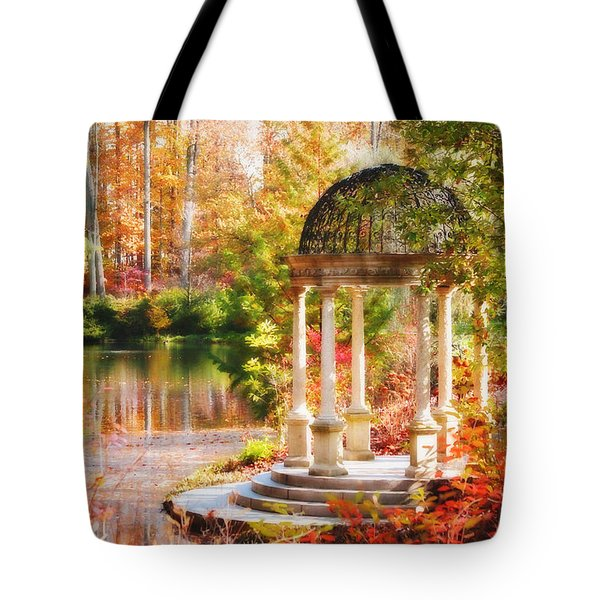 Garden Of Beauty Tote Bag