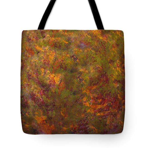 Garden Of Sensations Tote Bag by Cedric Hampton