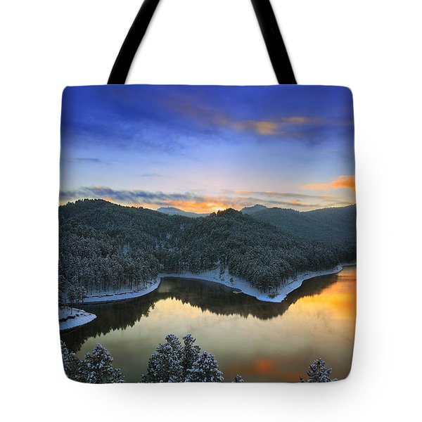 Tote Bag featuring the photograph Garden Of The Gods by Kadek Susanto