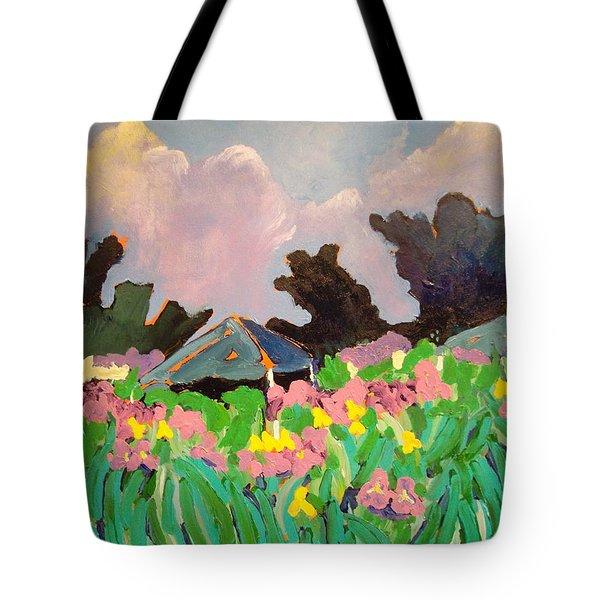 Garden Party 2 Tote Bag