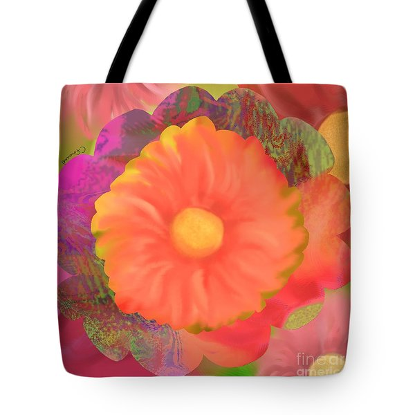 Garden Party IIi Tote Bag