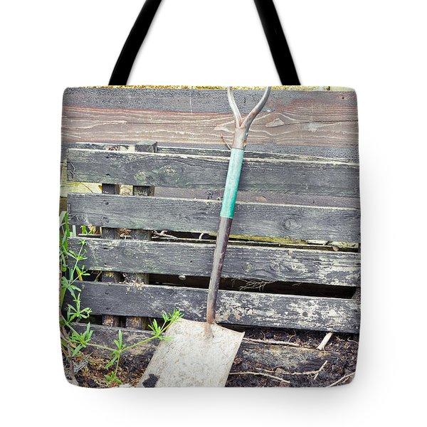 Garden Spade Tote Bag