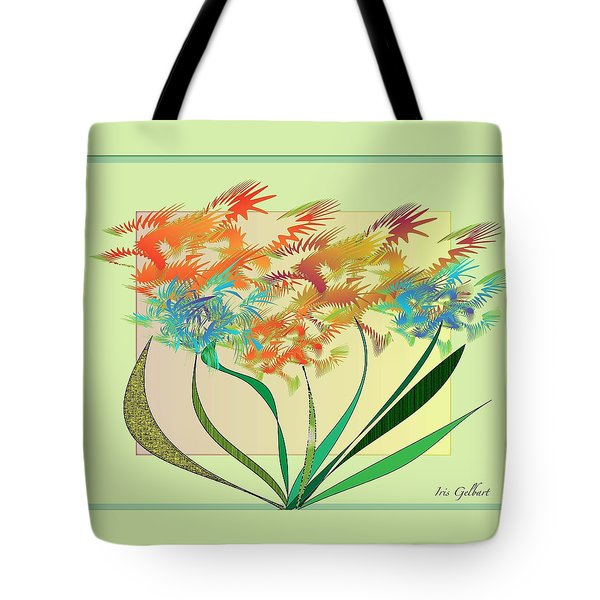 Garden Wonder Tote Bag