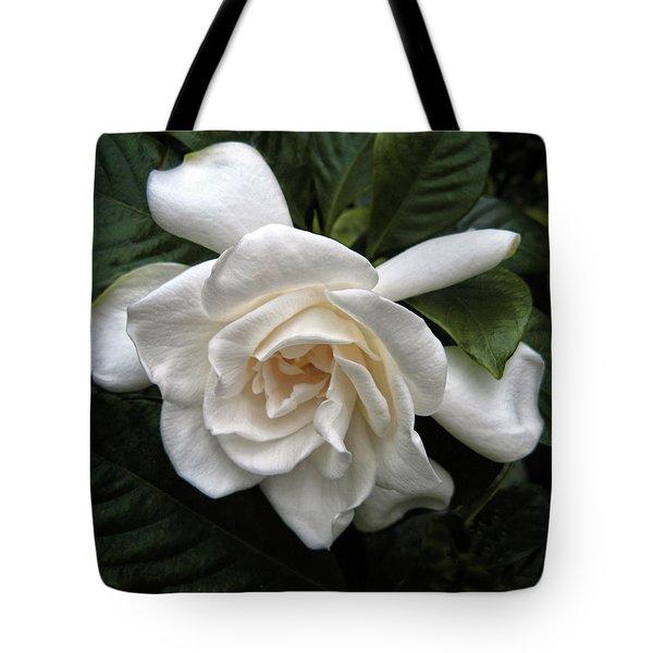 Gardenia Tote Bag