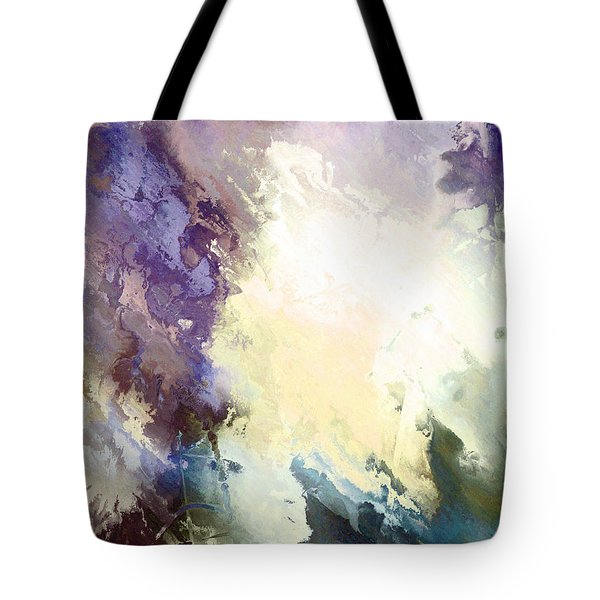 Gardens Of Babylon Tote Bag