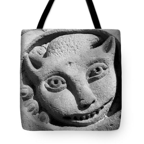 Gargoyle Tote Bag